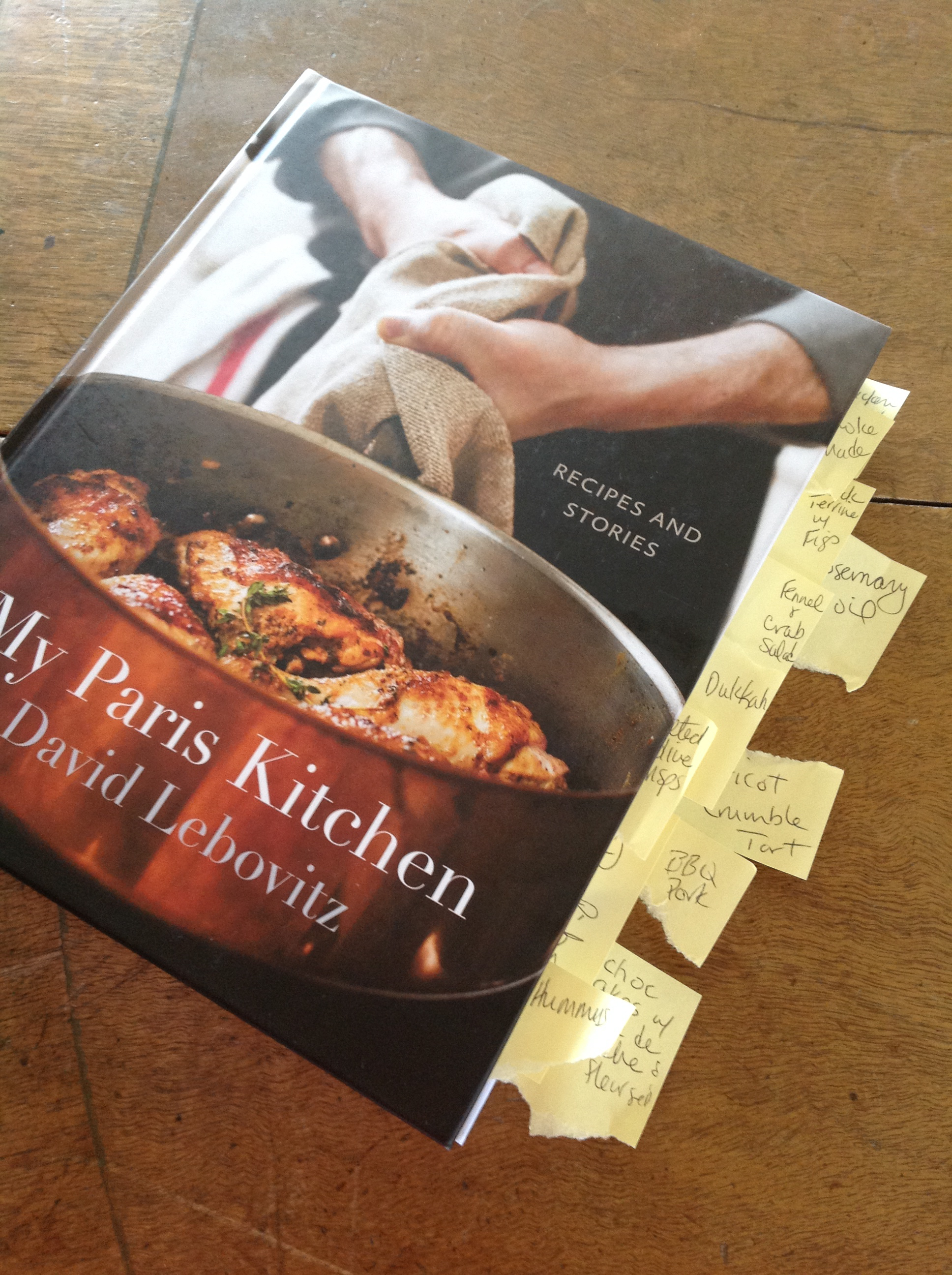 My Paris Kitchen: Lunch with David Lebovitz — Karen Tripson