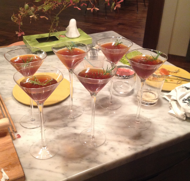 Rosemarino Spritz Cocktail