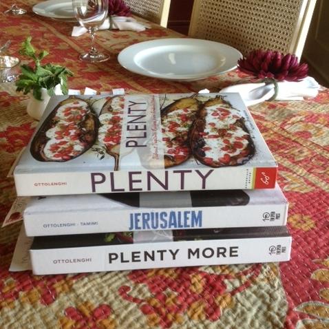 Plenty - Jerusalem - Plenty More by Yotam Ottolenghi