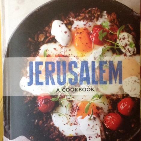 Jerusalem by Yotam Ottolenghi and Sami Tamimi
