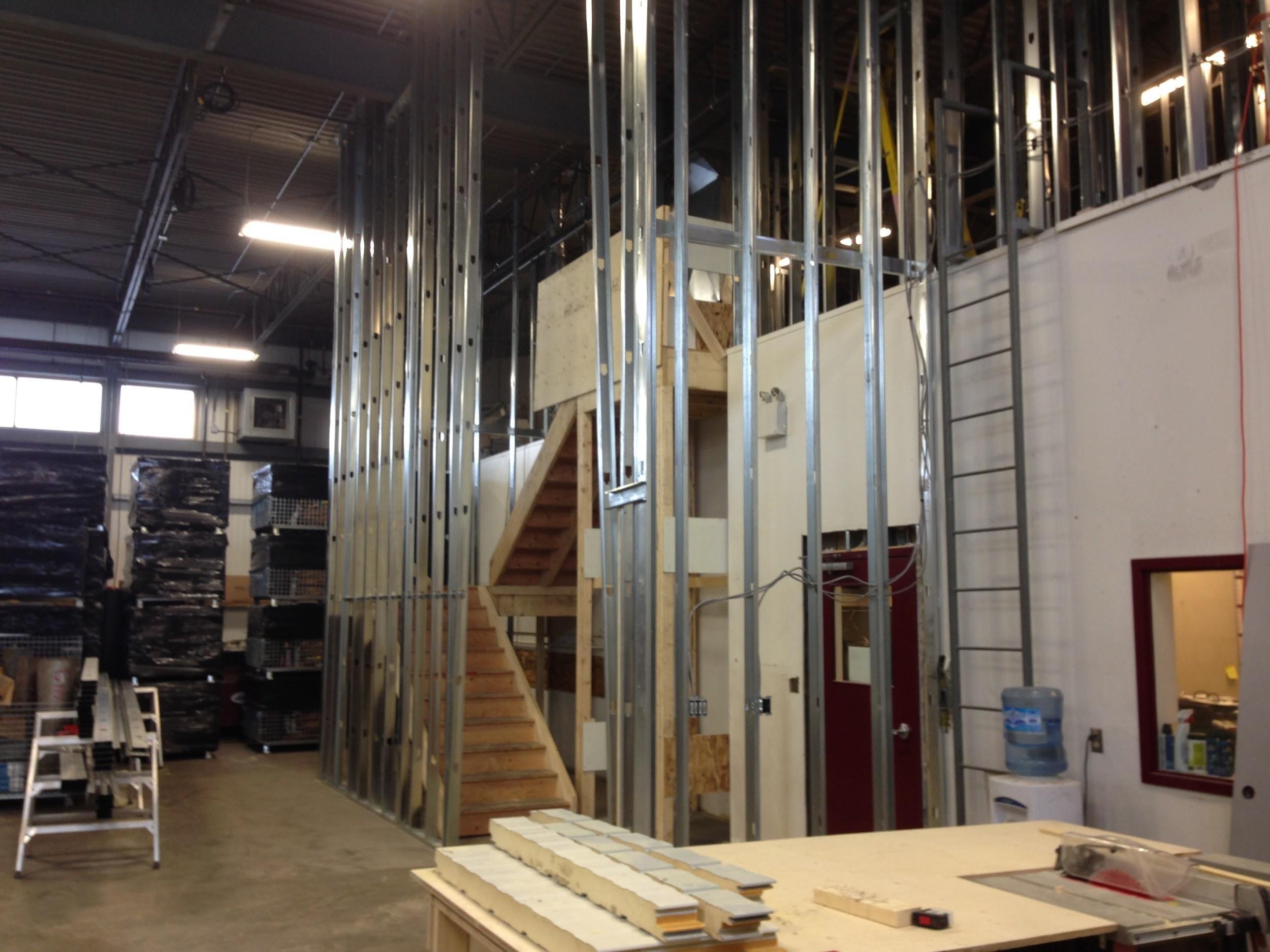 Edmonton Office Renovation, Renovation Contractors, Office Construction