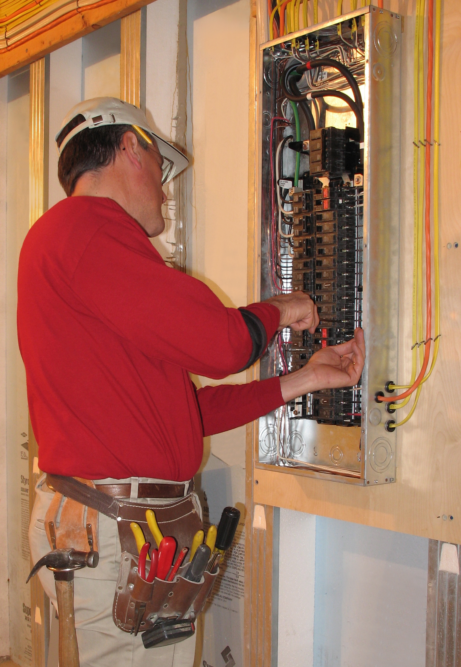 Office Electrical and General Contracting
