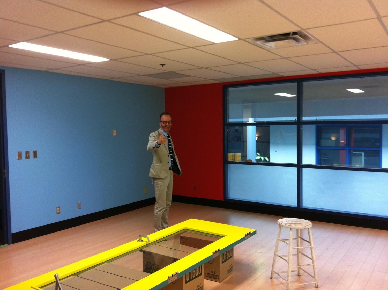 Edmonton Office Renovations