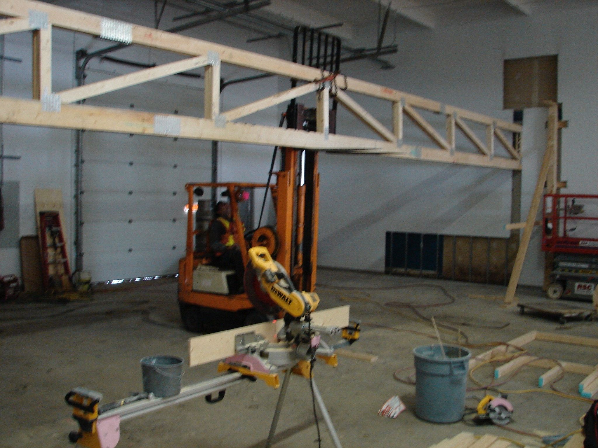 WS02  Warehouse & Shops - General Contractors Commercial Renovations in Edmonton, Office and Warehouse Project Contractors