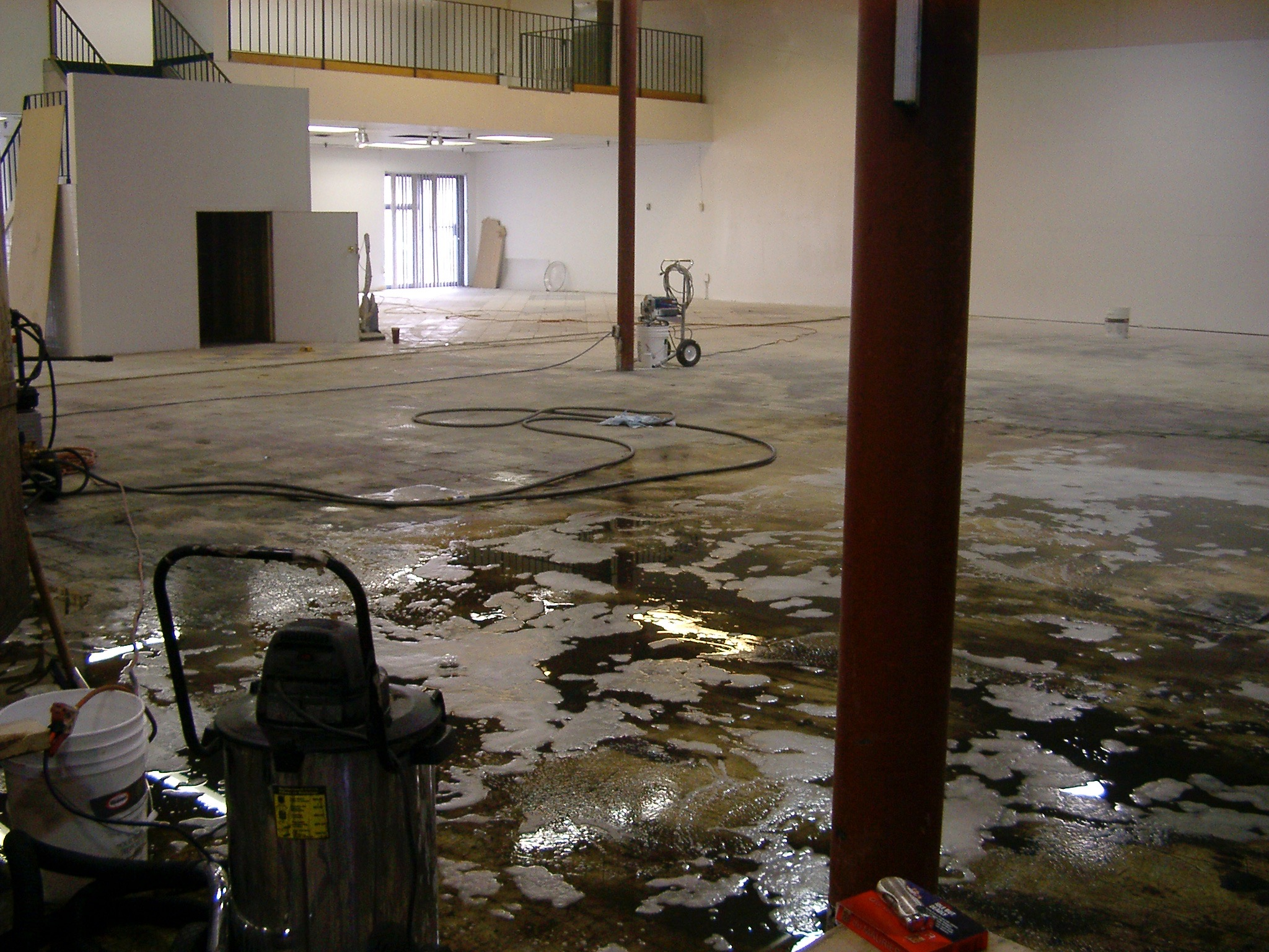 WS04  Warehouse & Shops - General Contractors Commercial Renovations in Edmonton, Office and Warehouse Project Contractors