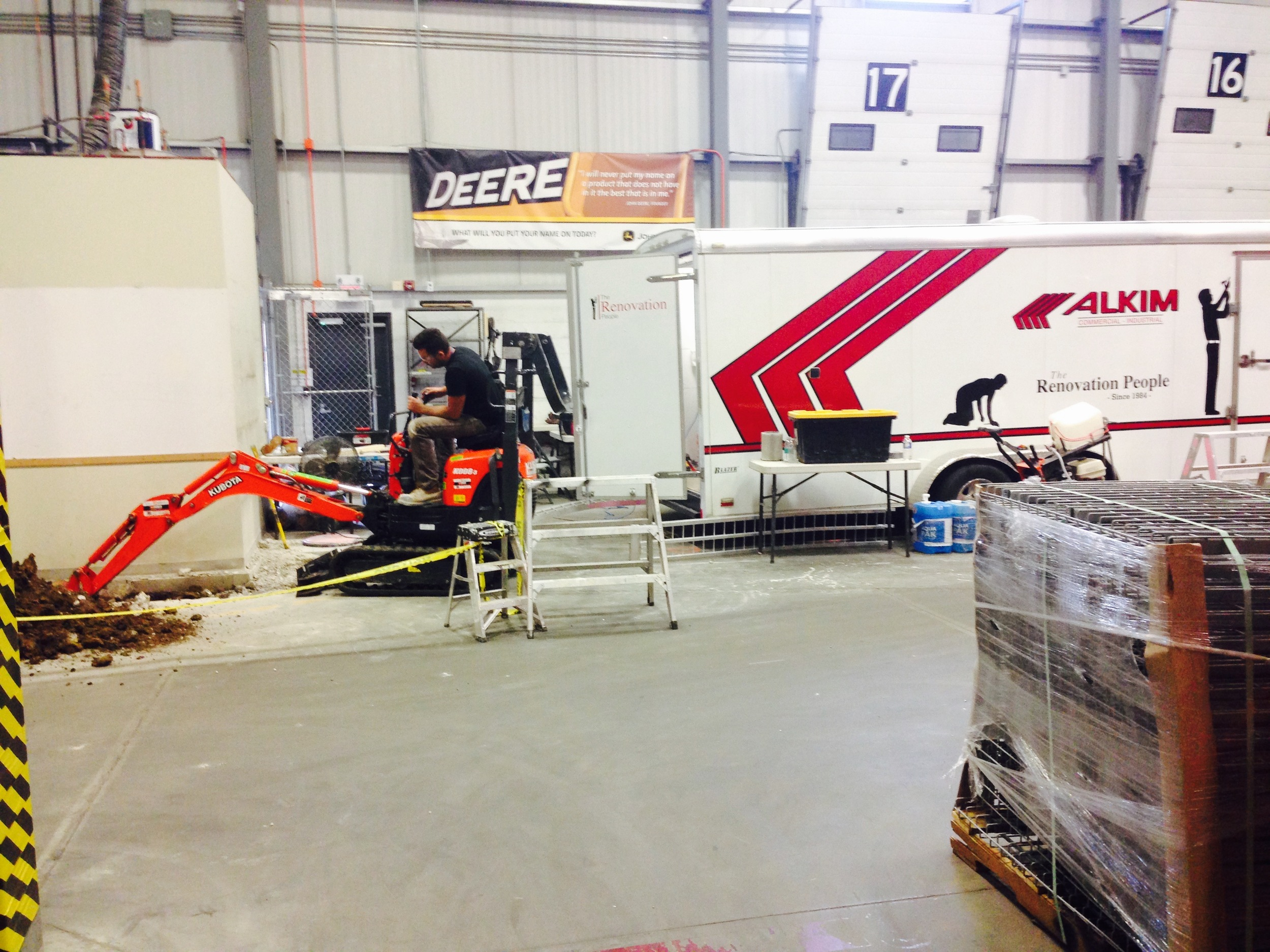 PB04  Plumbing - General Contractors Commercial Renovations in Edmonton, Office and Warehouse Project Contractors