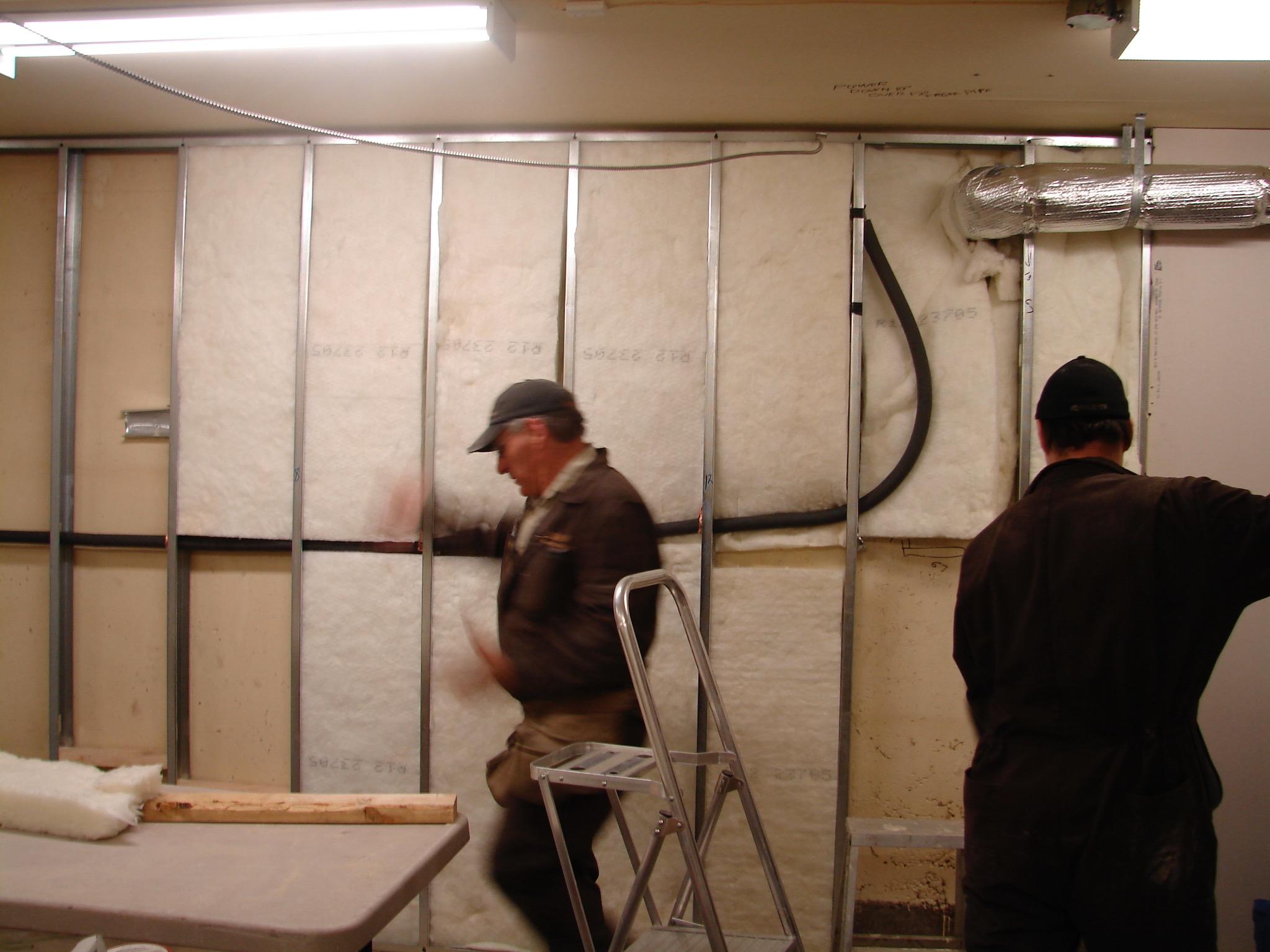 EL04  Electrical - General Contractors Commercial Renovations in Edmonton, Office and Warehouse Project Contractors