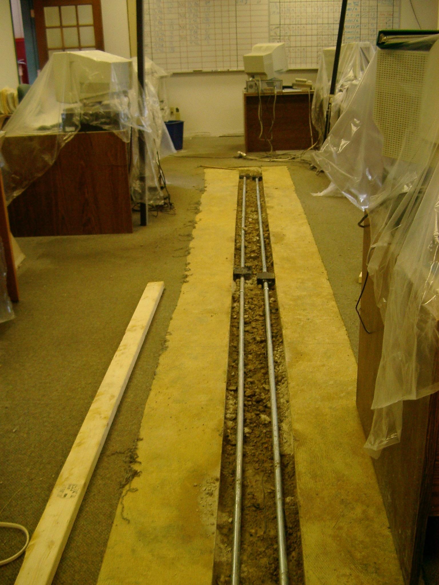 EL06  Electrical - General Contractors Commercial Renovations in Edmonton, Office and Warehouse Project Contractors