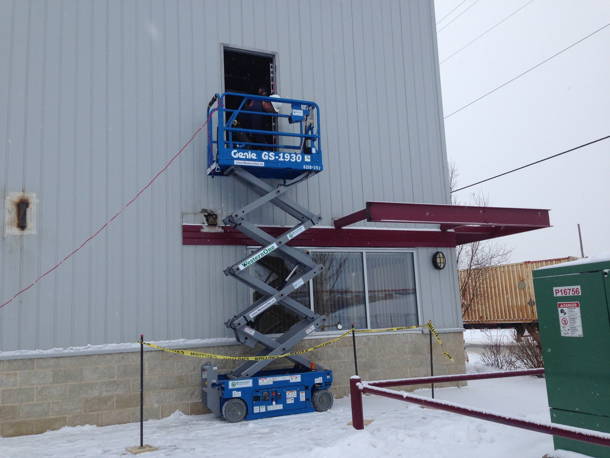 CP06  Carpentry - General Contractors Commercial Renovations in Edmonton, Office and Warehouse Project Contractors