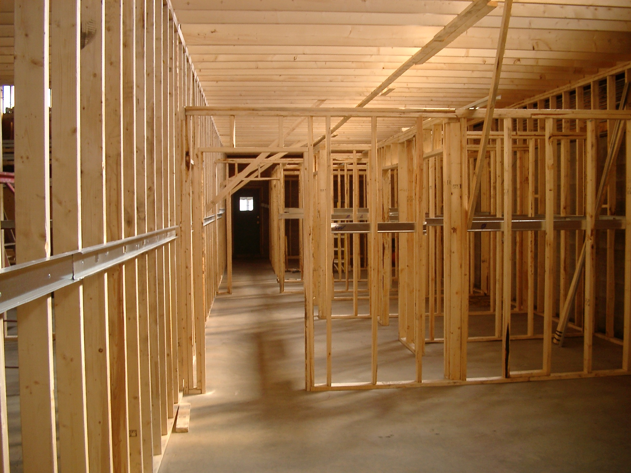 FD01  Framing & Drywall - General Contractors Commercial Renovations in Edmonton, Office and Warehouse Project Contractors