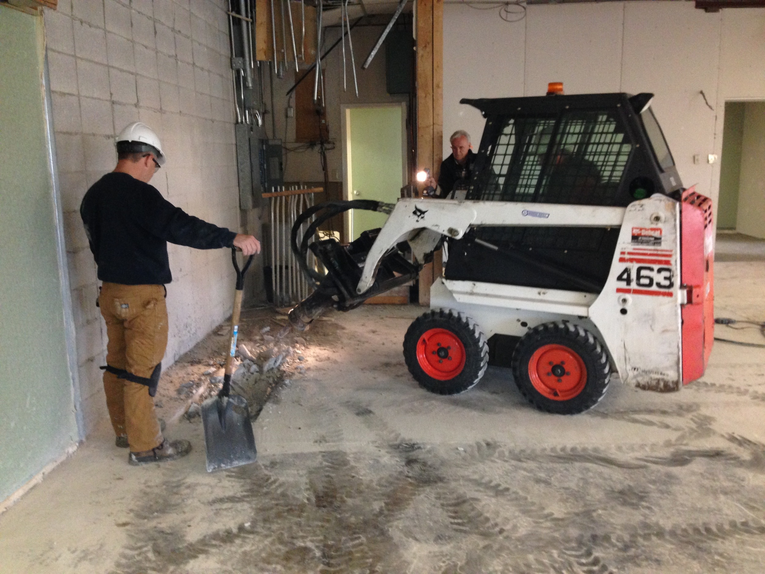 MB08  Masonry & Brickwork - General Contractors Commercial Renovations in Edmonton, Office and Warehouse Project Contractors