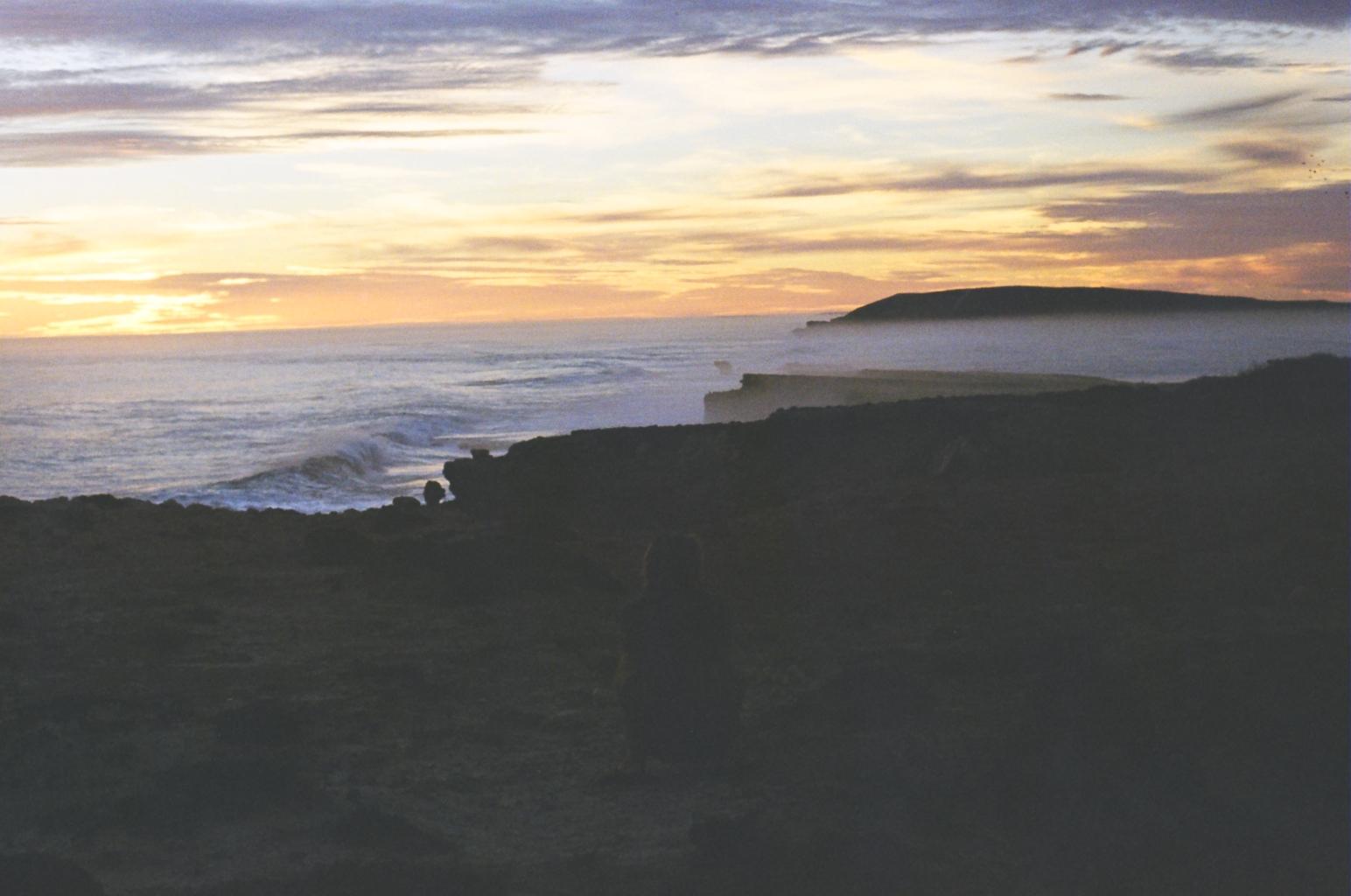 Elliston sunset SA