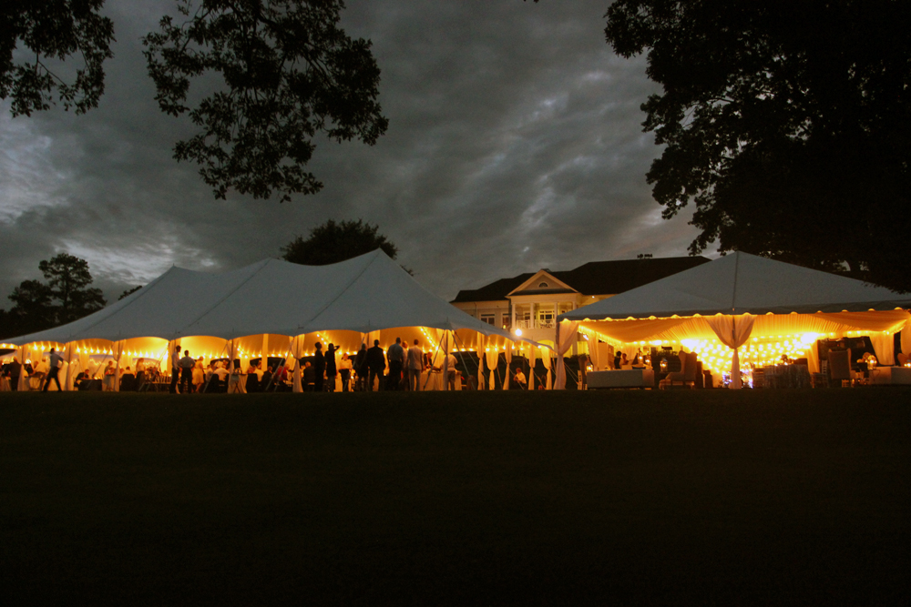 Athens Country Club Wedding