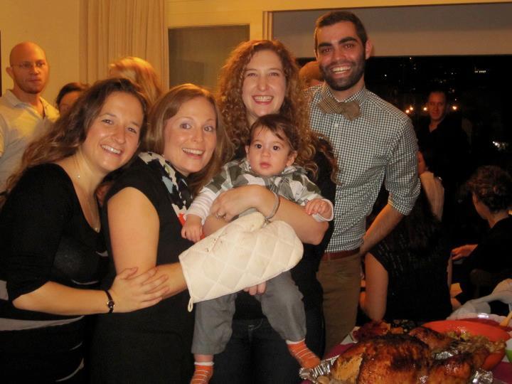 Best Thanksgiving in Tel Aviv