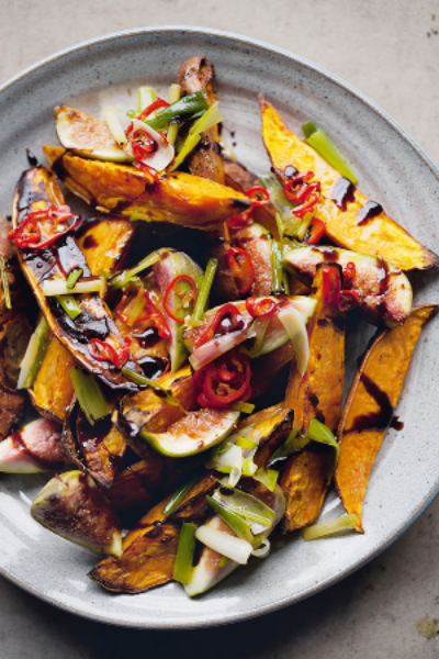 Fig and Sweet Potato