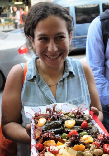 Ilana with Yom Tov Tray for site.jpg