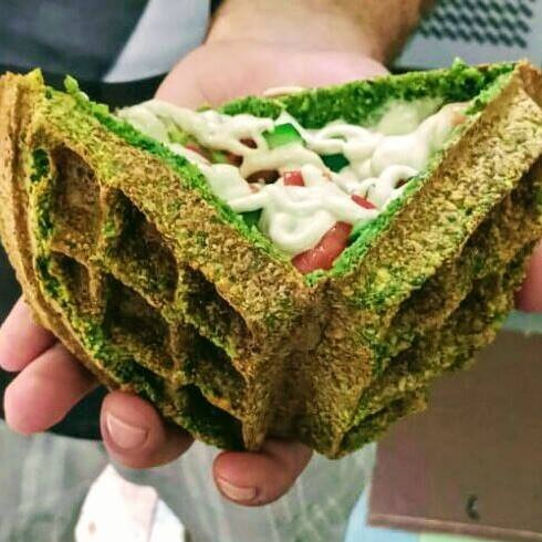 Photo credit: Belgian Falafel