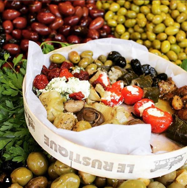 A sampler platter of some of Yom Tov's finest delights.