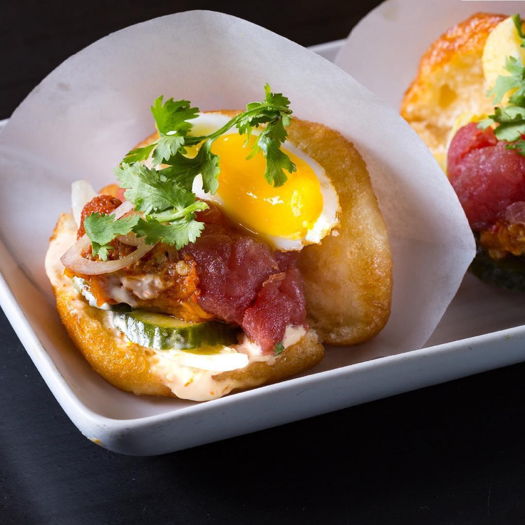 This awaits you at your Taizu brunch table. Photo credit: Taizu