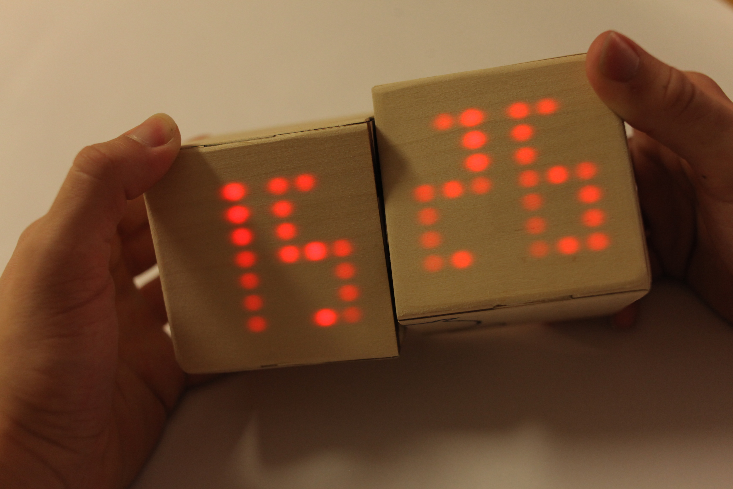 Clock with hands.JPG