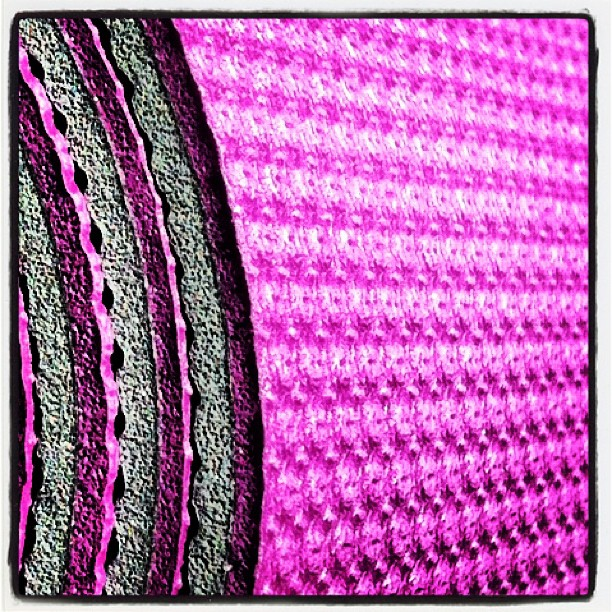 my yoga mat is a happy #color #marchphotoaday #getcreative