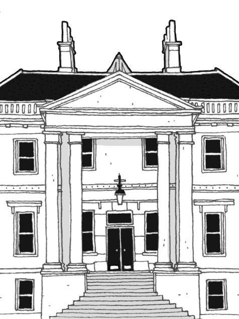 Rossdhu House