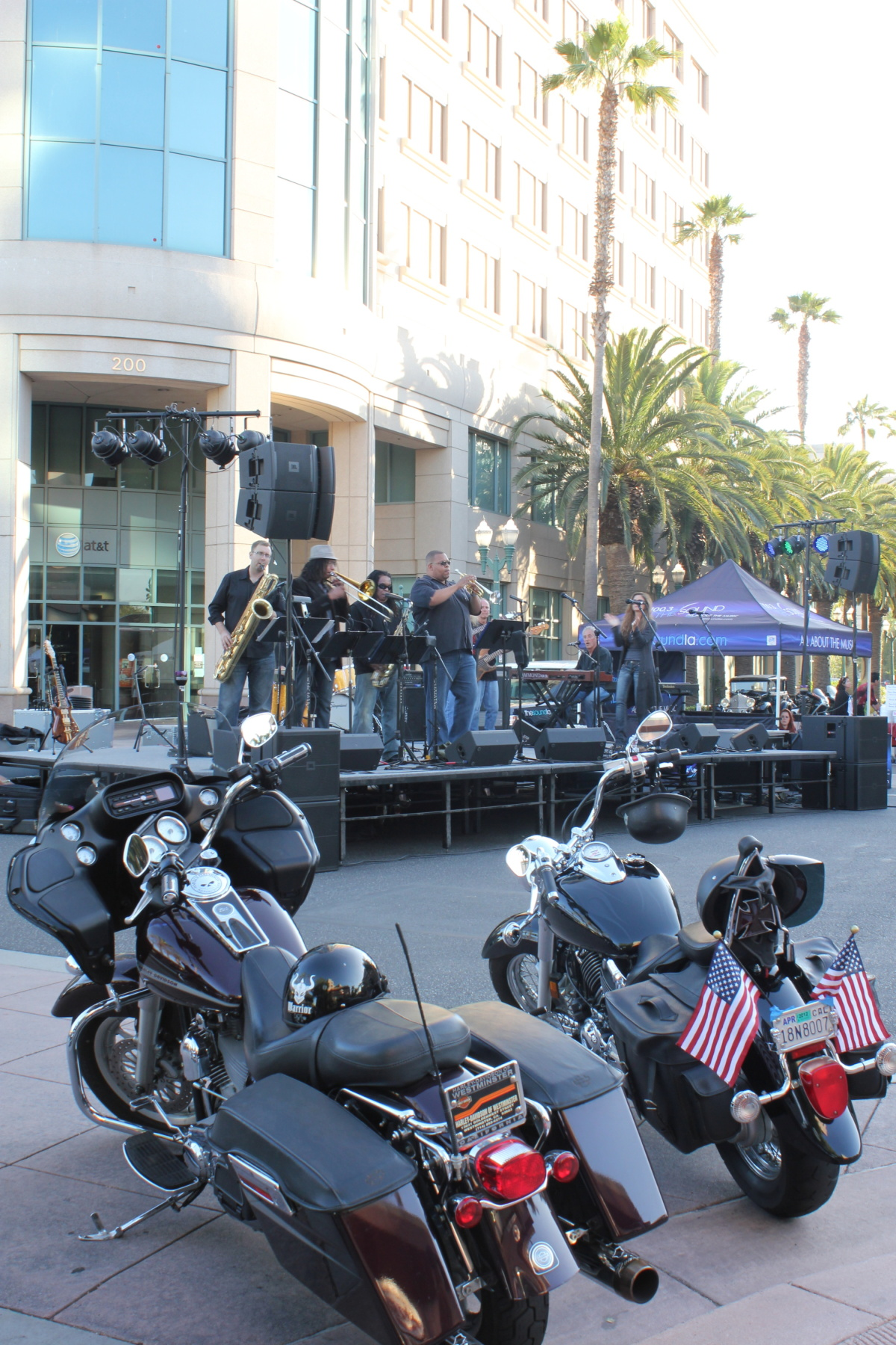 Blues Bettie - Rumble and Rock the City Block. Anaheim, CA 2011