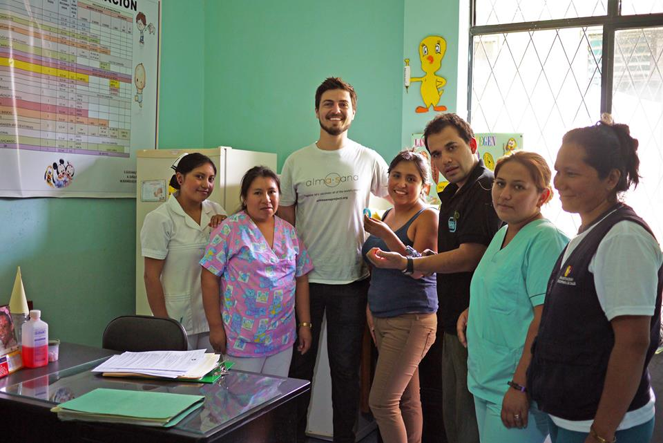 Less than 10 days til our rural Ecuador study ends! It'll be tough to leave the many wonderful Ministry of Public Health nurses and officials who we've worked closely with over the past 6 months during our study, but hopefully we'll see them again very soon. Photo posted: January 22, 2014