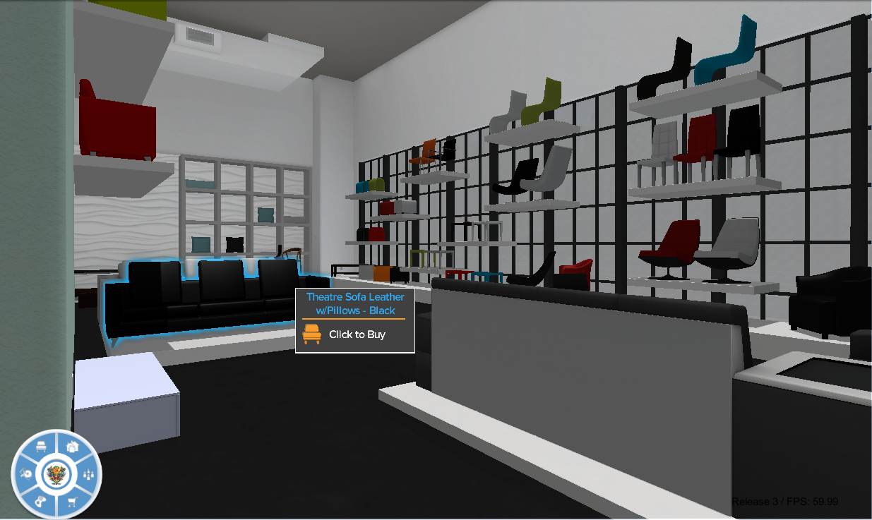 "Egowall's New ""Shop in 3D"" Option"