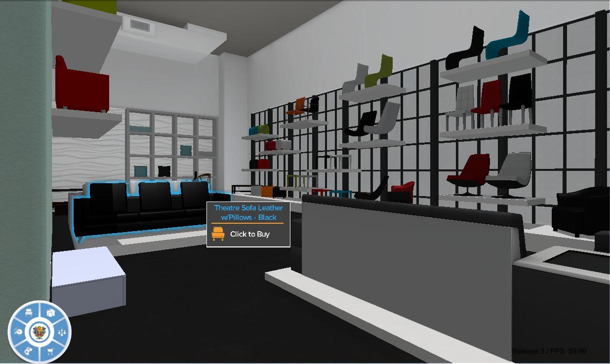 Egowall Ultra Modern Shop