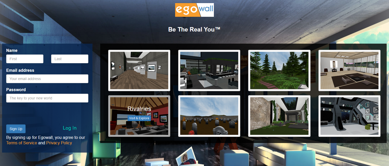 Egowall Featured Public Spaces Gallery