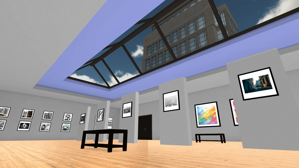 Urban Gallery - Interior (Gallery 1)