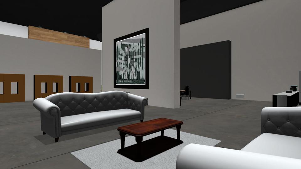 Contemporary Showroom - Showroom 1 Floor