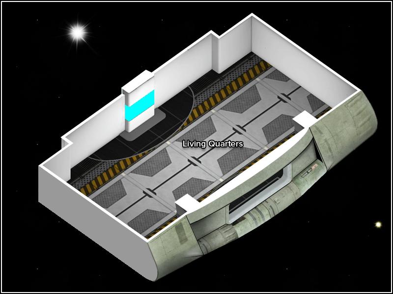 Orbital Deck - Floor Plan