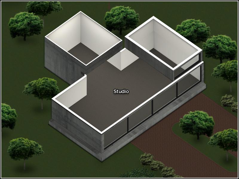 Urban Studio - Floor Plan