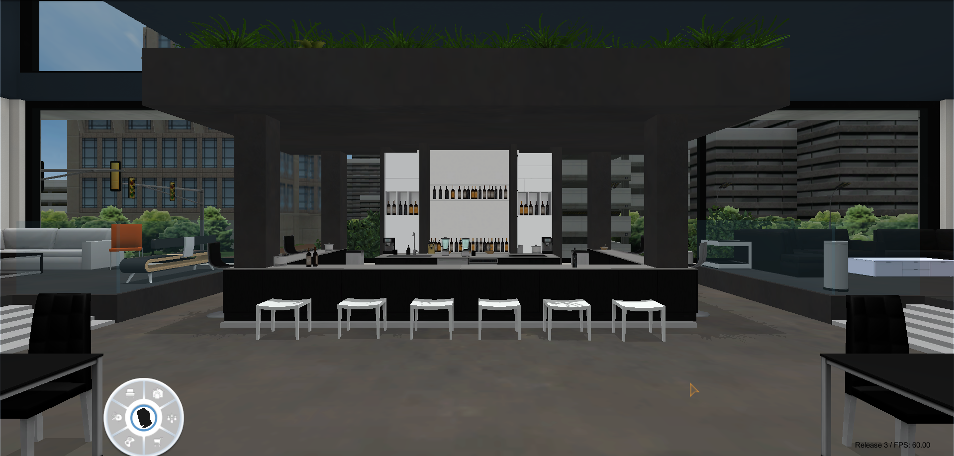 Sports Bar - Customized Urban Studio (Click to View)