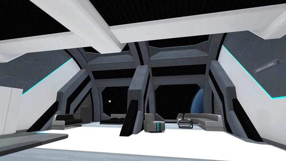 Space Crew Quarters - Image 1
