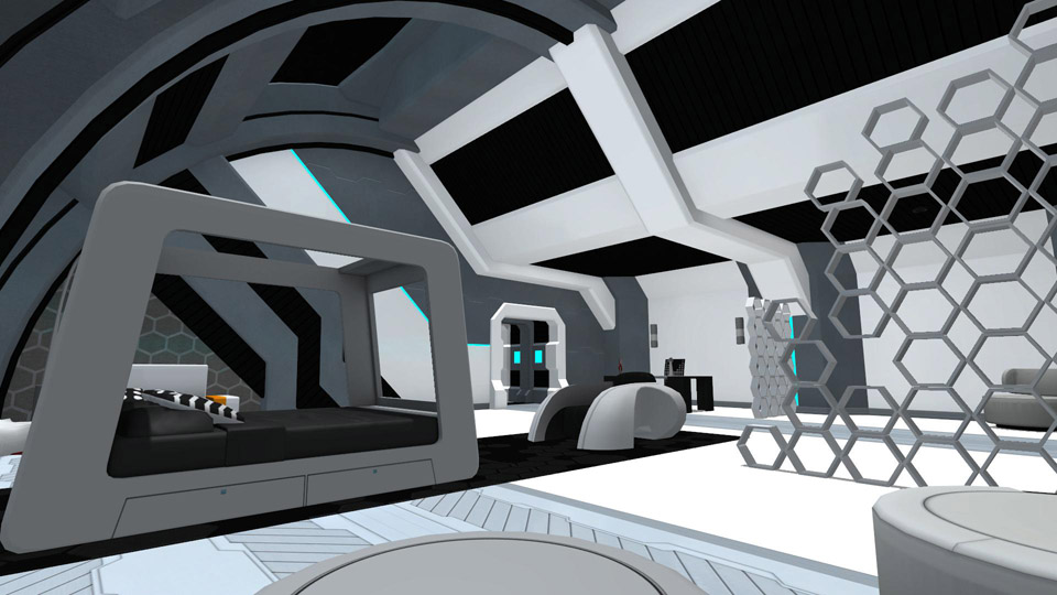 Space Captain's Quarters - Image 3