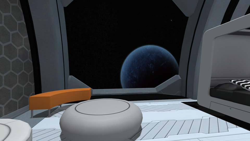 Space Captain's Quarters - Image 2