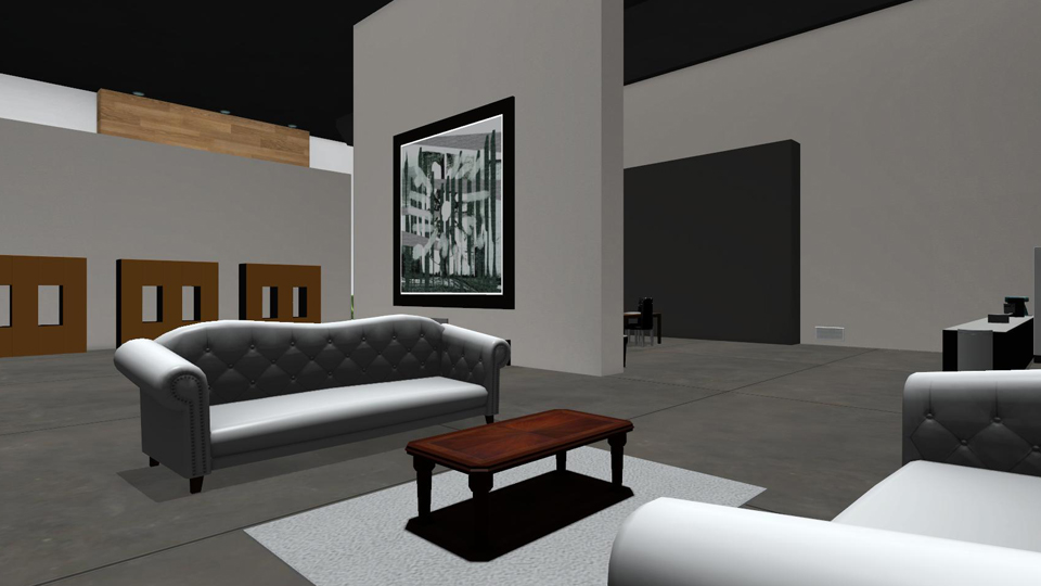 Contemporary Showroom - Image 2