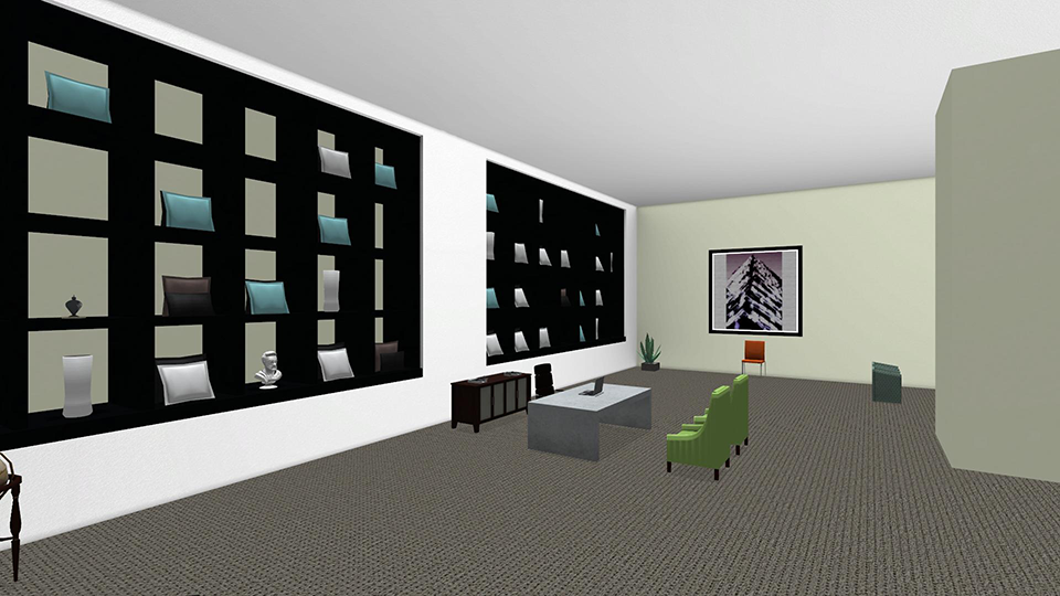 Contemporary Showroom 2 - Image 2