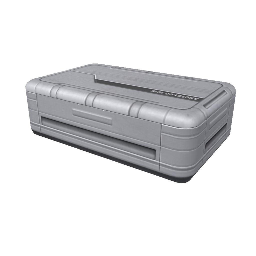 Metal Storage Case