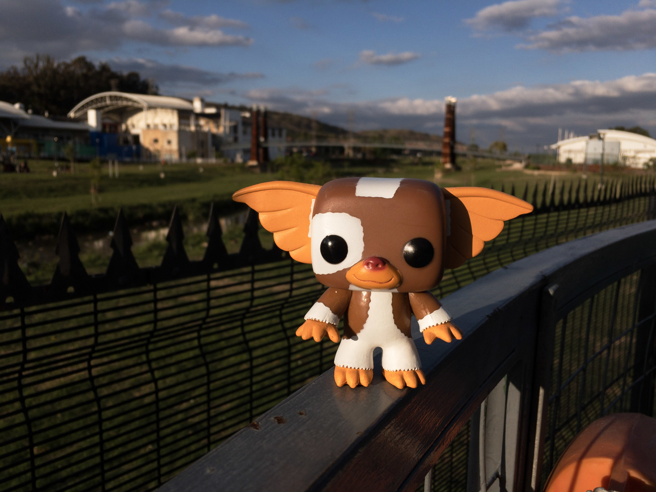 Gizmo the Mogwai in Johannesburg, SA