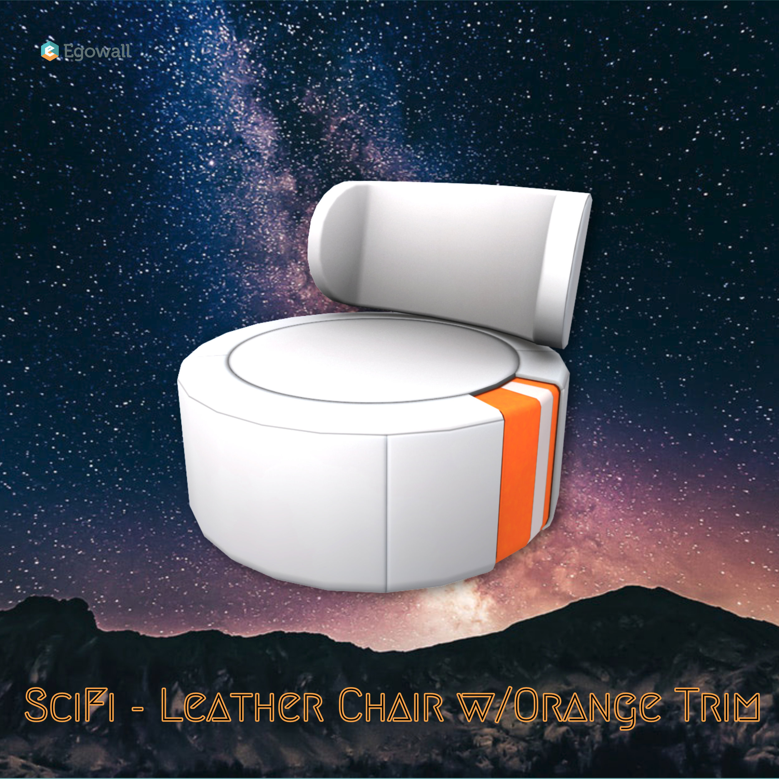 SciFi - Leather Chair w_Orange.Instagram.jpg