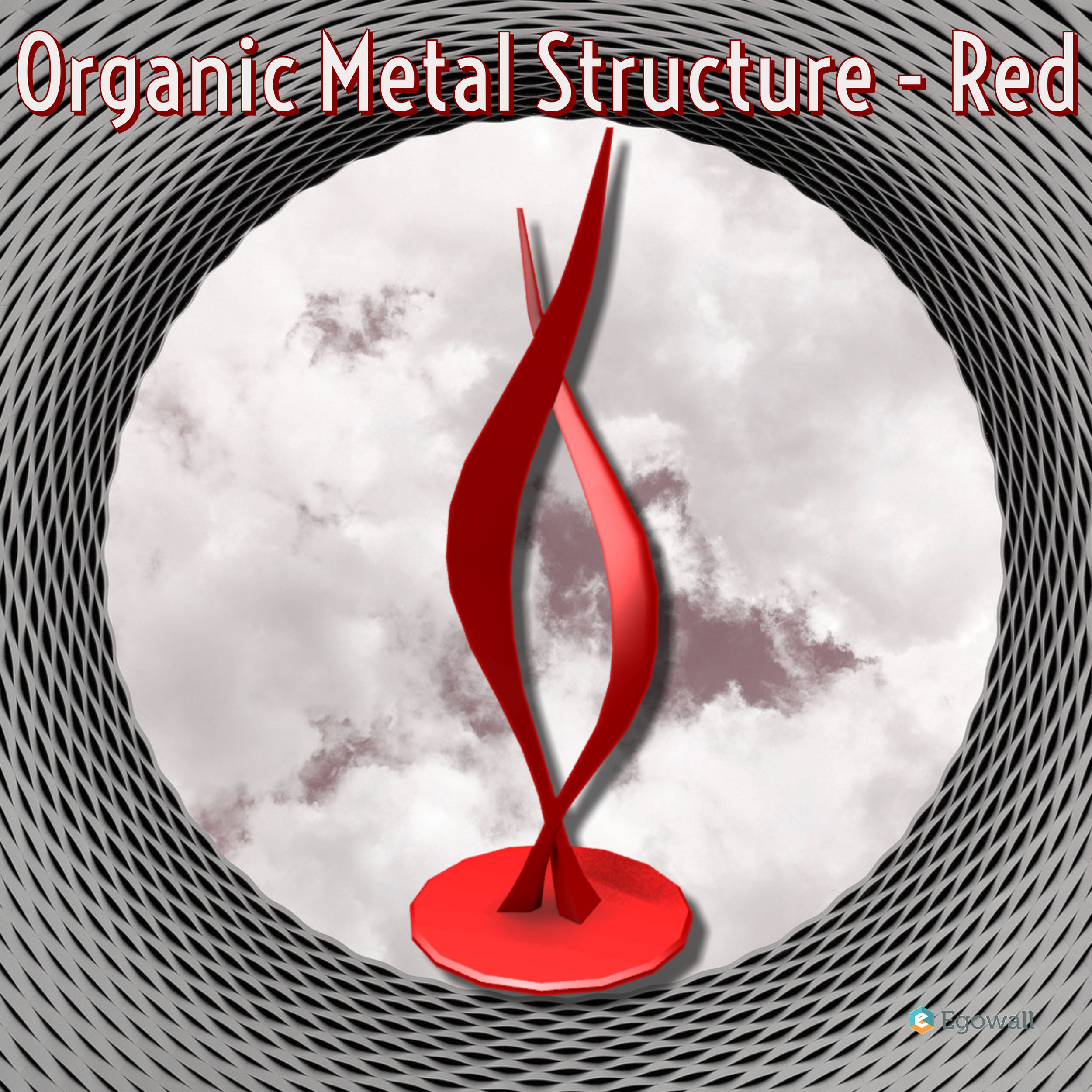 Organic Metal Structure - Red.Instagram.jpg