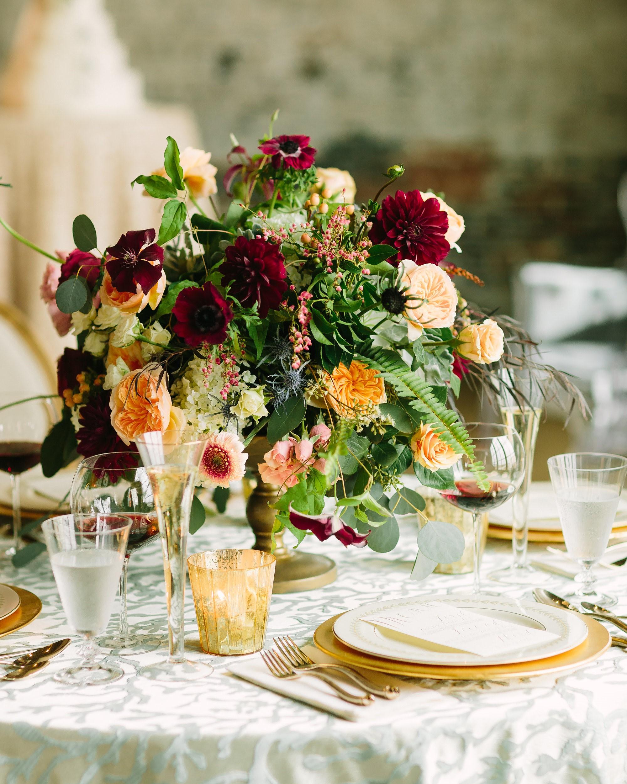 Wedding Flower Arrangement: Big Events Wedding