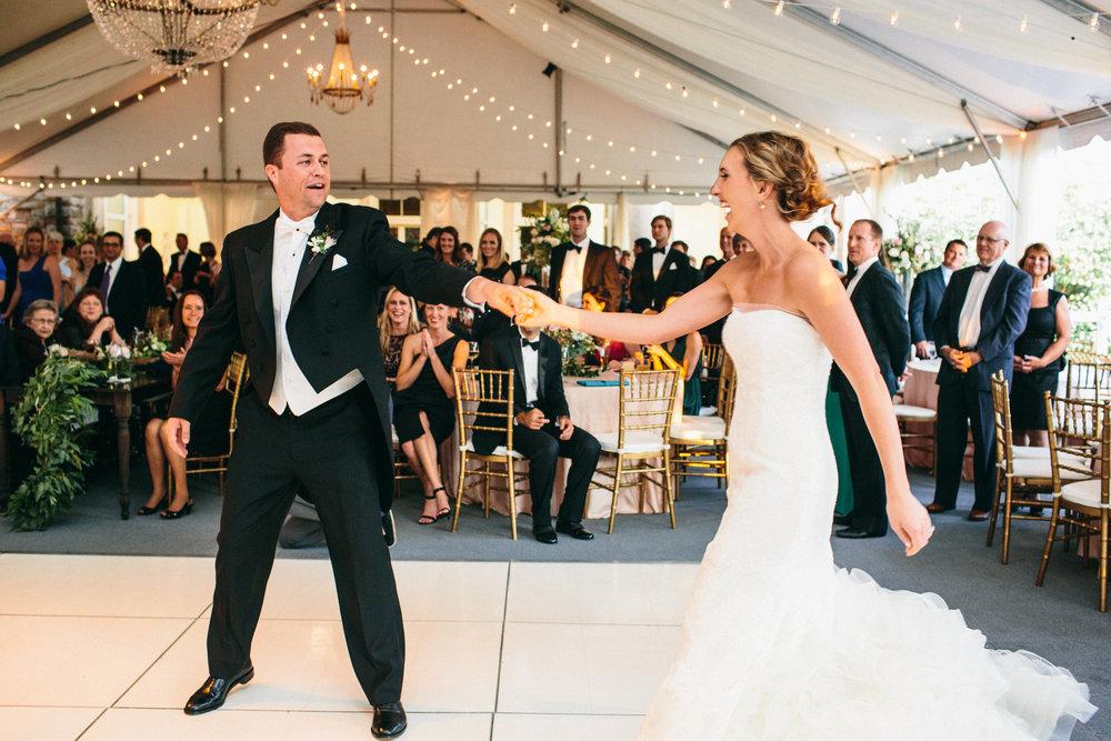 Real Wedding - Rudd Wedding at Cheekwood Mansion in Nashville, TN. Wedding planning and design by Big Events Wedding.