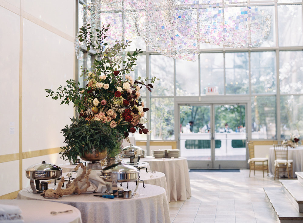 Real Wedding - Smith Wedding at Cheekwood Botanical Garden in Nashville, TN. Wedding planning & design by Big Events Wedding.