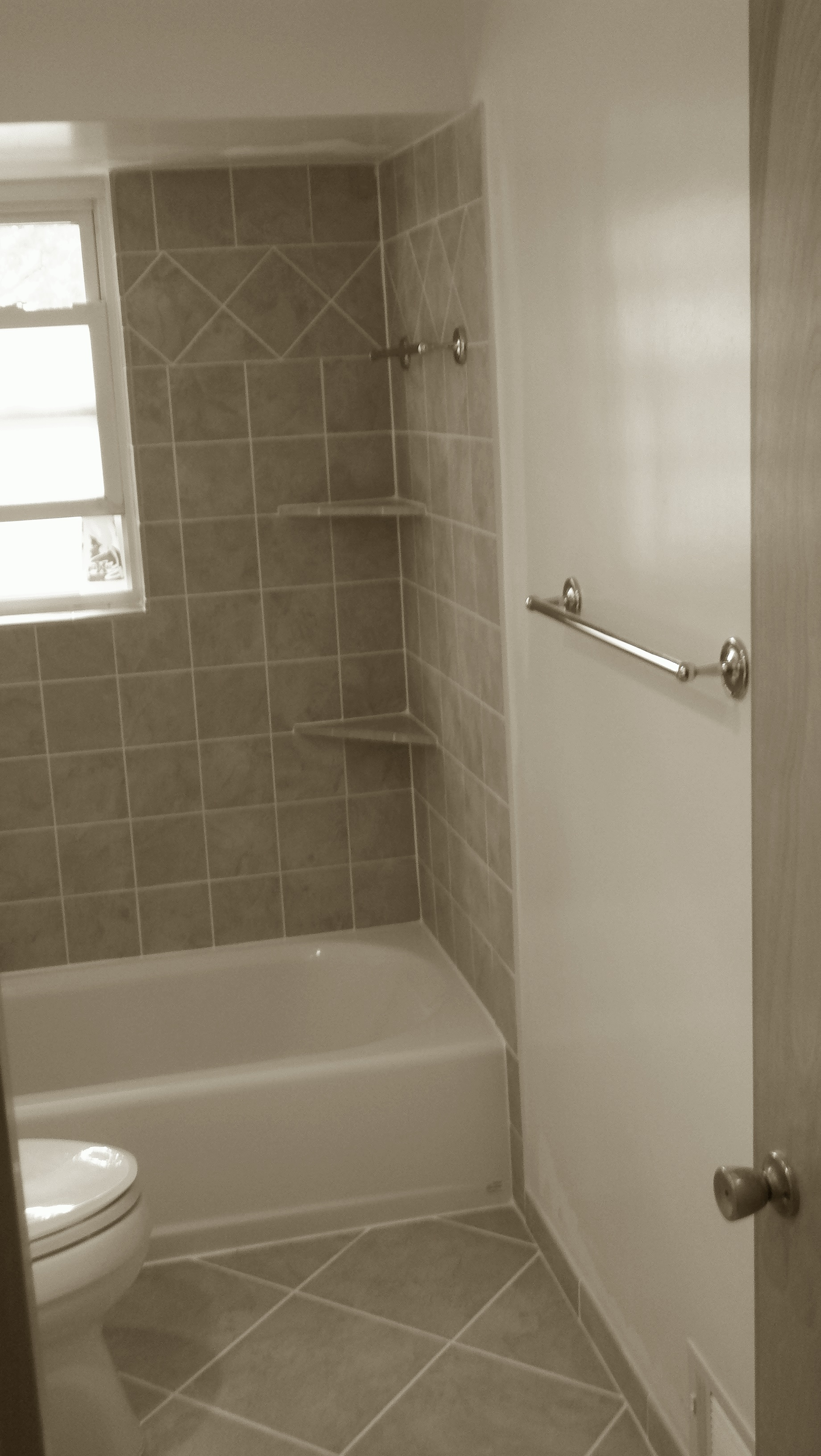 Withamsville Bathroom Remodel