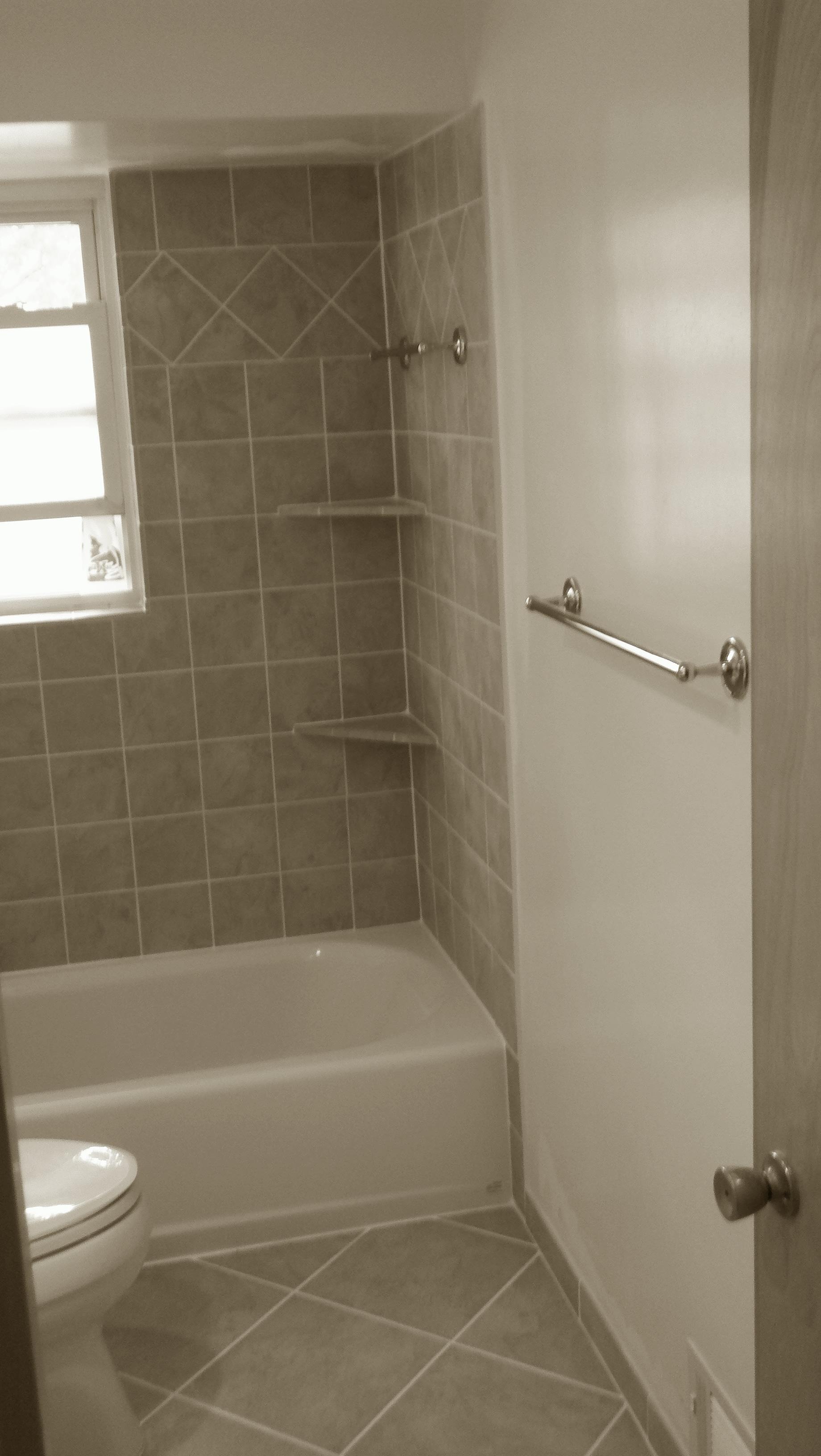 Withamsville Bathroom Remodel